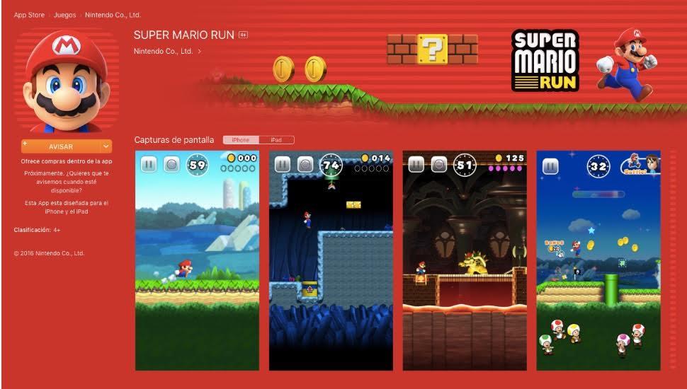 Super Mario Run tiene el potencial de revivir la emoción causada por Pokémon GO hace unos meses, sólo que ahora los beneficios irán directamente a Nintendo.