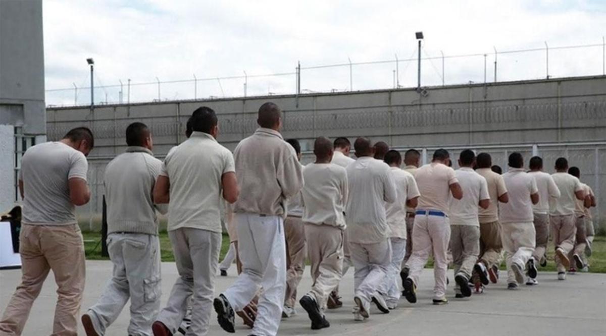 Actualmente el precio diario promedio de cada recluso es 1,500 pesos diarios