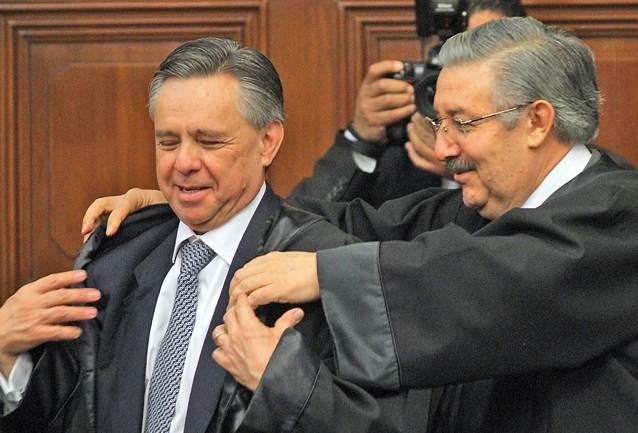 La composición actual de la Suprema Corte será uno de los temas a discutir, pues hay la presunción de conflicto de interés en dos de los ministros.