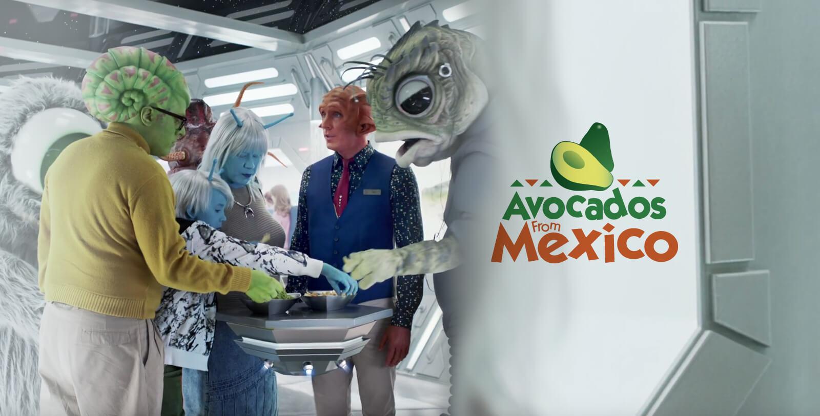 Las fuertes inversiones en marketing, harán que el aguacate mexicano esté por tercer año consecutivo al lado de los anunciantes más reconocidos del Super Bowl 51°