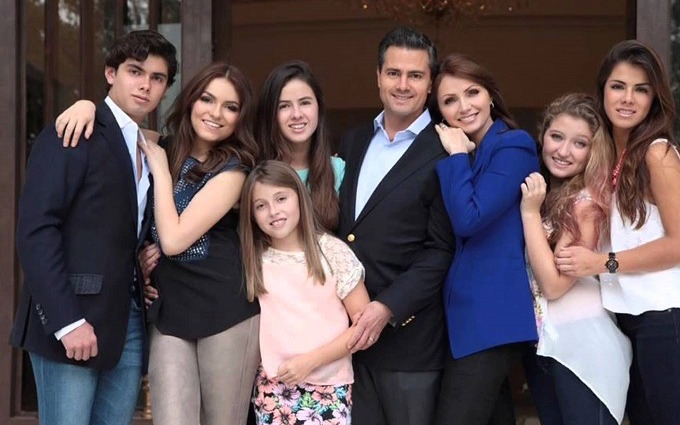 A diferencia de las familias presidenciales mexicanas, las estadounidenses conocen desde el primer día los gastos que deben salir de su bolsillo.