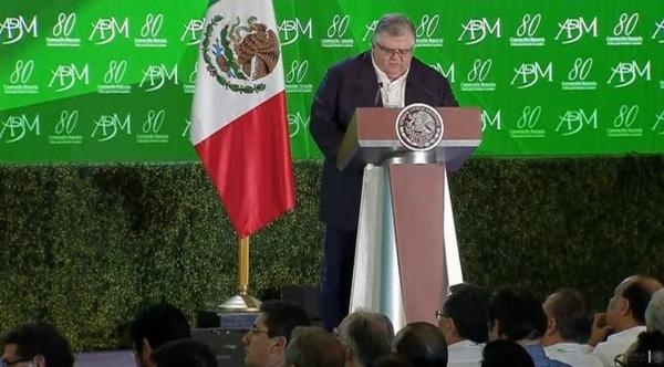 Carstens aseguró que la tarea de estabilizar el poder de compra de los mexicanos no sólo es responsabilidad de Banxico, sino de la política fiscal de la secretaría de Hacienda.