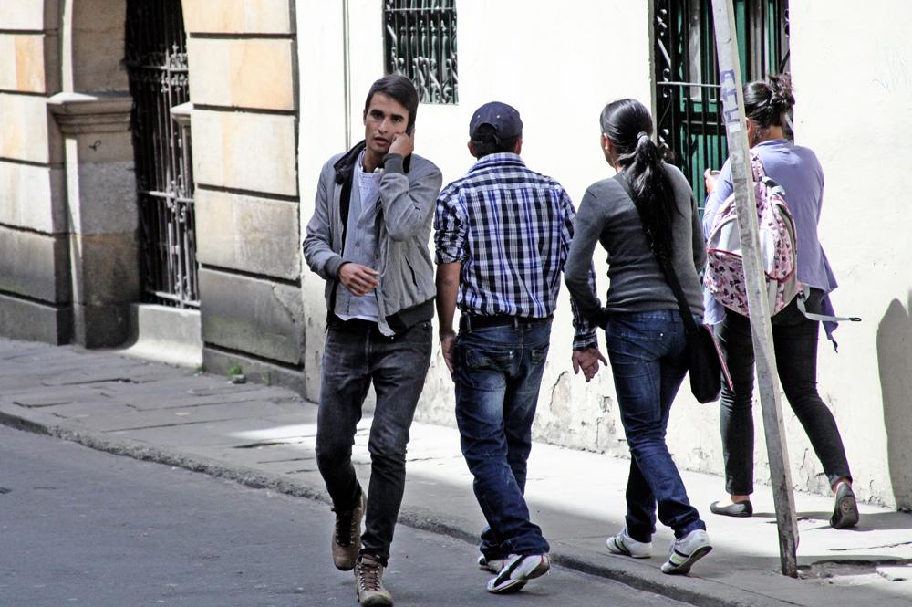 En México 68% de los usuarios de telefonía celular es menor de 35 años.