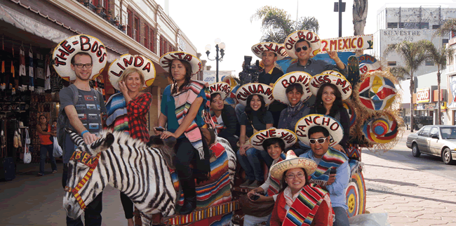 Según Banxico, entre 2013 y 2014 el turismo fronterizo aumentó 40%.