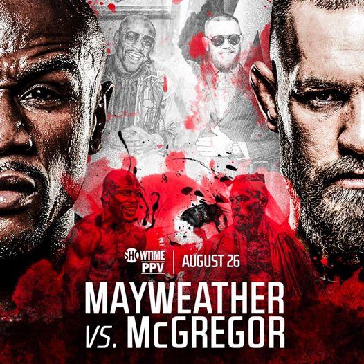 Boxeo y Artes mixtas chocarán en la lucha que nadie creía que era posible cuando Floyd Mayweather se enfrente a Conor McGregor