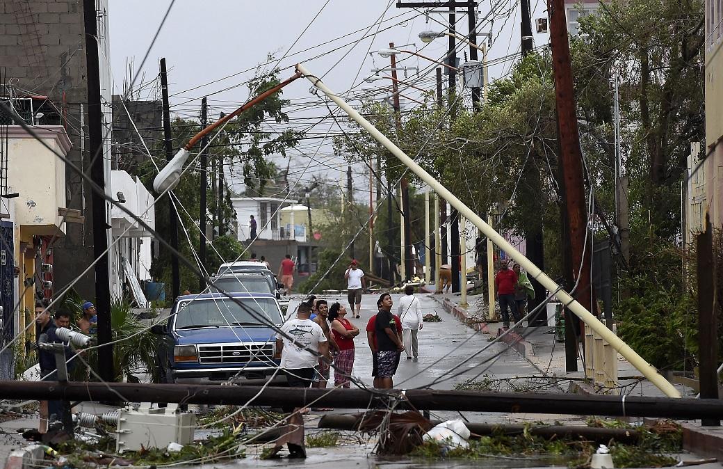 Millonarias son las pérdidas que dejan los huracanes en el país.