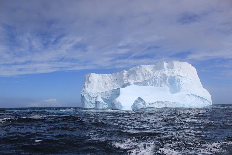 Es el iceberg más grande del que se tiene registro