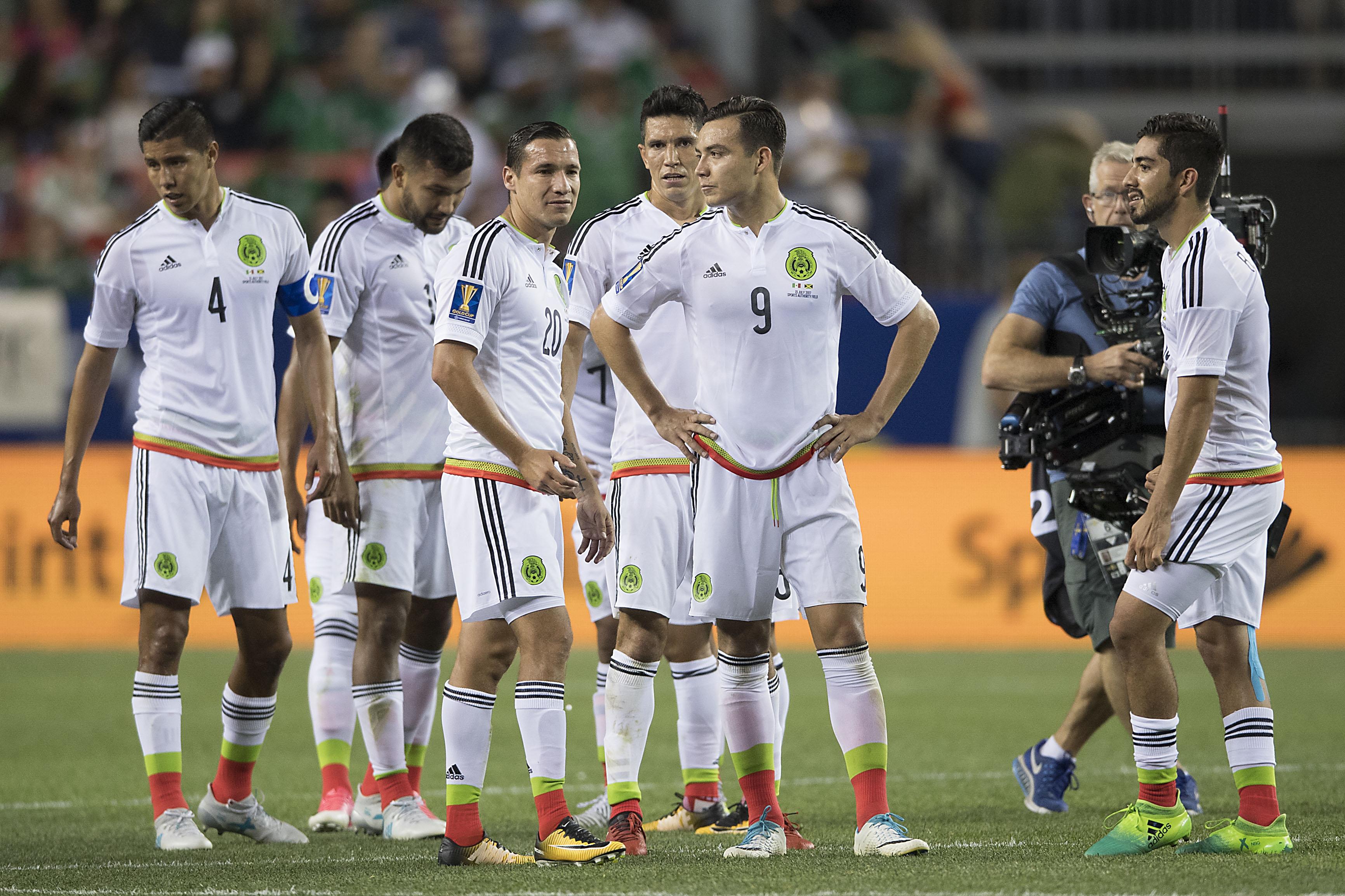 México estuvo escaso de ideas ante Jamaica