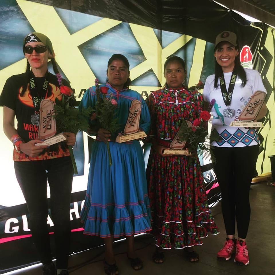 El Ultamaratón de los Cañones se lleva a cabo en Guachochi, Chihuahua