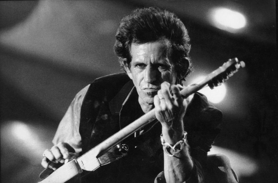 Keith Richards reveló que habrá nuevo material de Rolling Stones