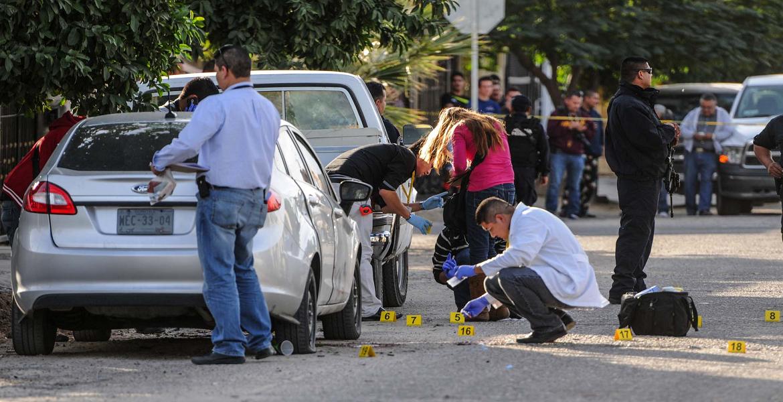 La cifra de homicidios del Inegi supera al que reporta el Sistema Nacional de Seguridad Pública.