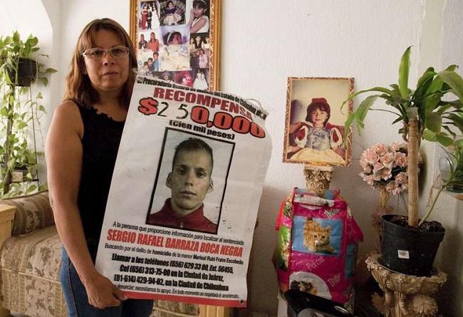 """""""Absuelven en juicio oral al asesino confeso de Rubí Frayre en Juárez"""" fue el titular de la Jornada al relatar el caso del asesinato de la chica de 16 años."""