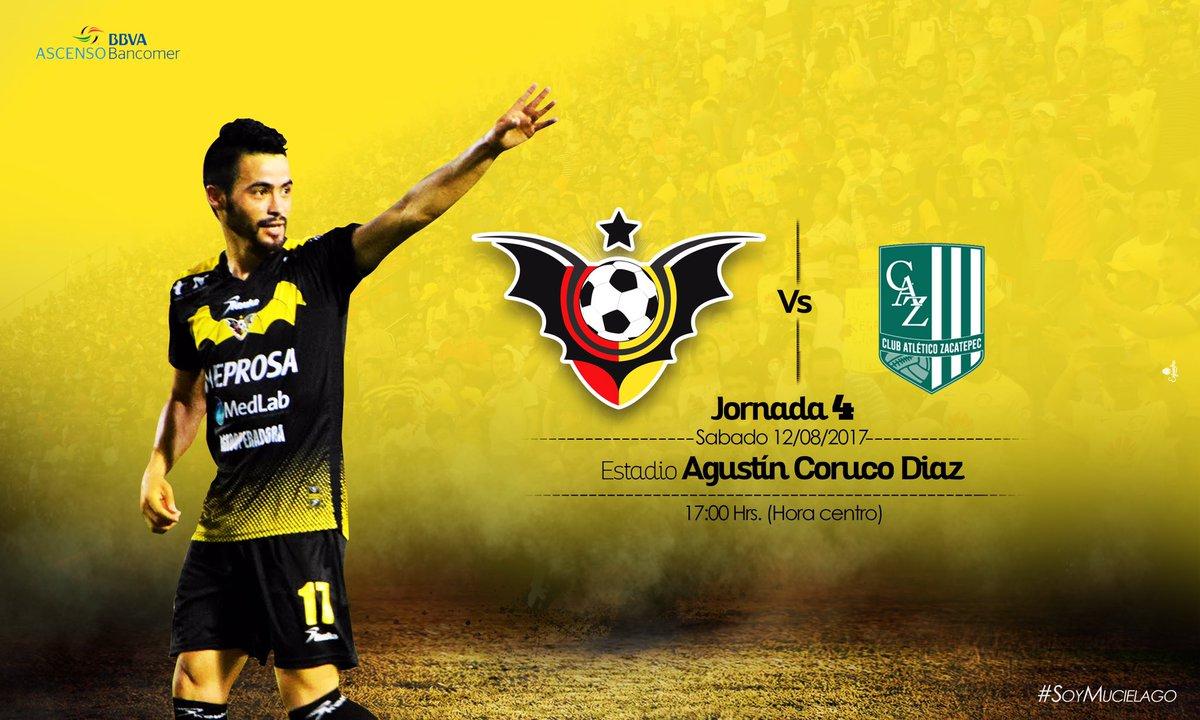Zacatepec y Murciélagos miden fuerzas en la Jornada 4 de la liga de ascenso