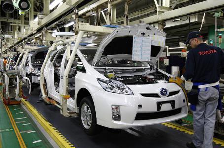 En 2016 se produjeron casi 3.5 millones de autos en México; 80% de ellos fueron exportados.
