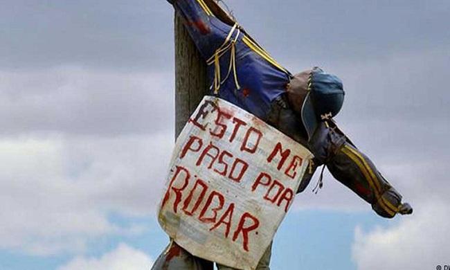 No hay estadísticas oficiales que muestren la incidencia de los linchamientos en el Estado de México.
