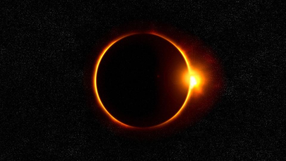 El eclipse solar se apreciará de manera parcial en México