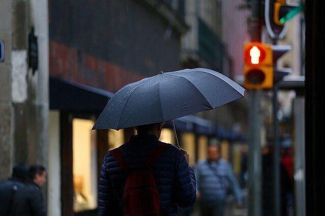 Lluvias durante la tarde y noche este lunes 21 de agosto