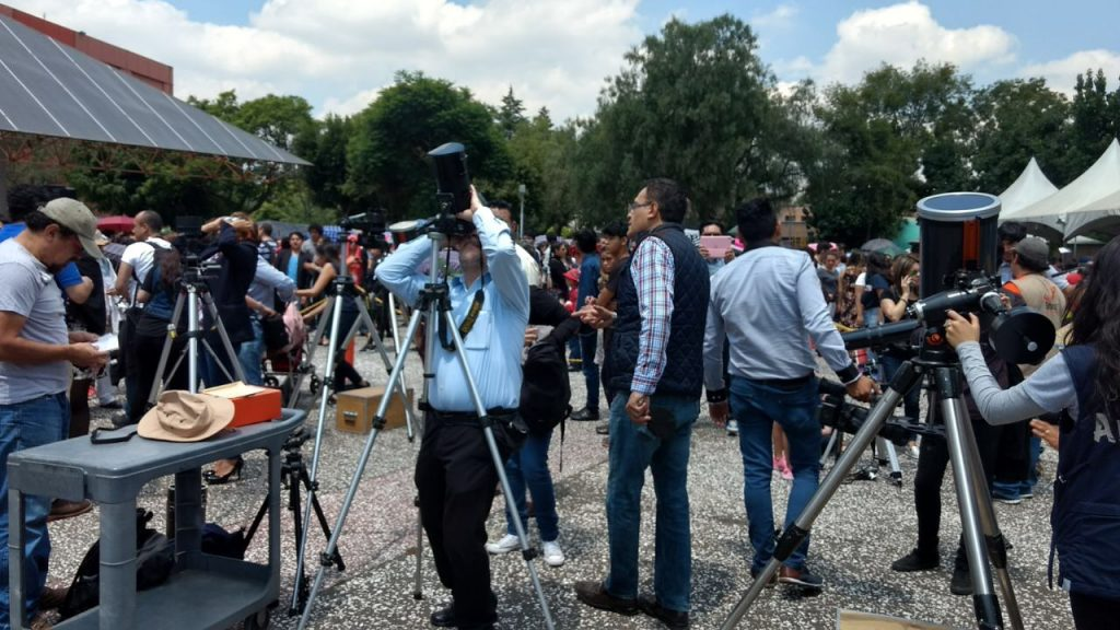 El 8 de abril de 2024 se podrá apreciar un eclipse solar de manera total en México