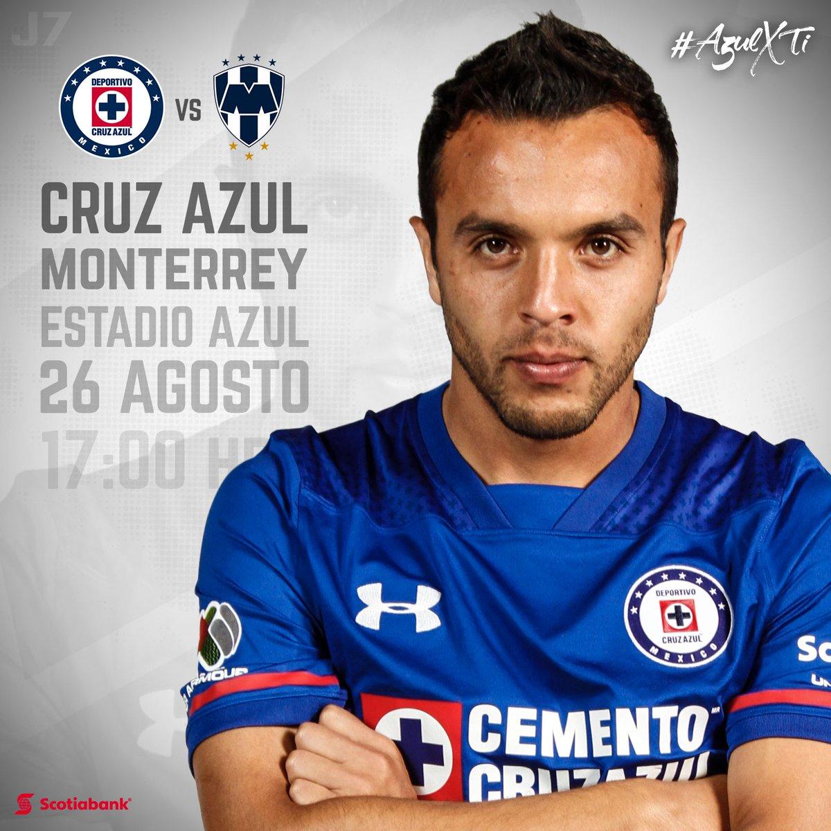 Monterrey busca mantenerse en la cima al enfrentar a Cruz Azul