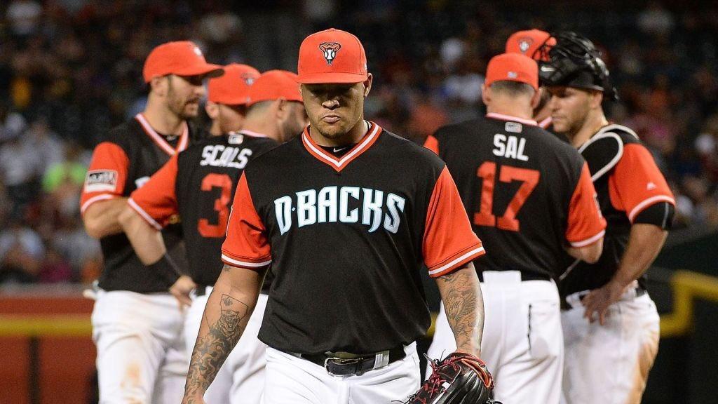 Dodgers visita a los Dbacks en la MLB