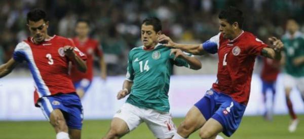 En el duelo celebrado en el Estadio Azteca el 24 de marzo de este año, los tricolores se impusieron 2-0 a los ticos.