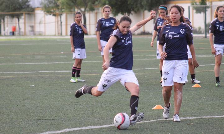 Monterrey y Tigres disputan el primer Clásico Regio de la Liga Mx Femenil