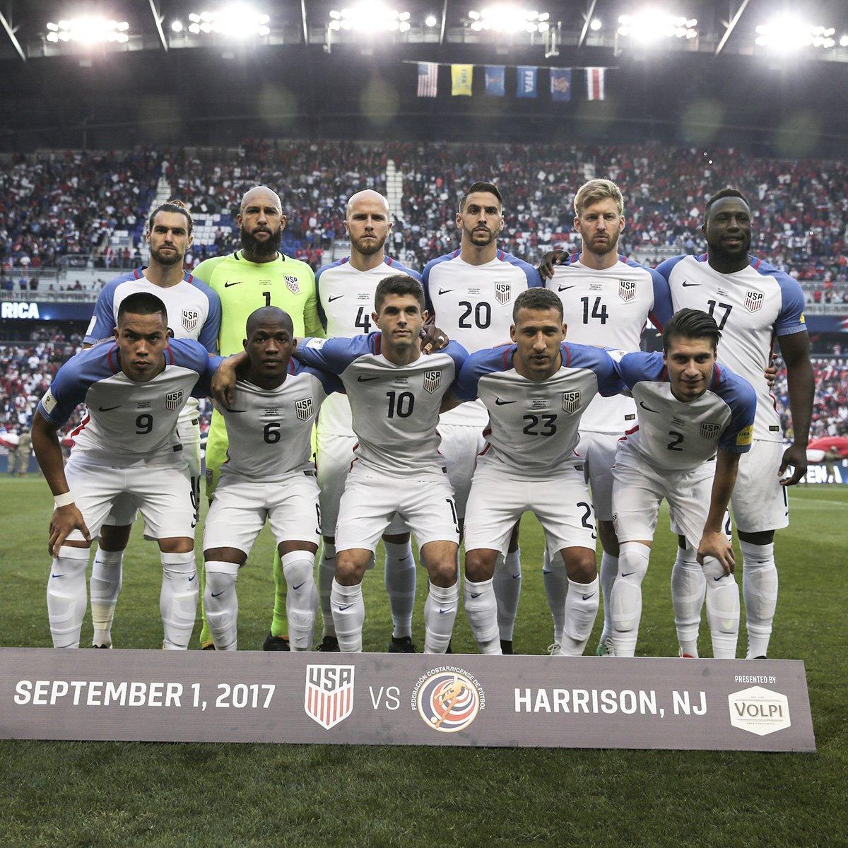 Estados Unidos y Honduras se enfrentan en San Pedro Sula