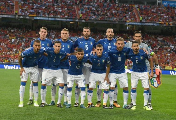 La Squadra Azzurra recibe a Israel en las eliminatorias europeas
