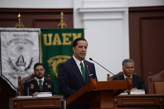 La corrupción ensucia la imagen de la tercera universidad más importante del país.