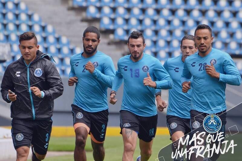 Puebla y Cruz Azul inauguran la Jornada 8 de la Liga Mx