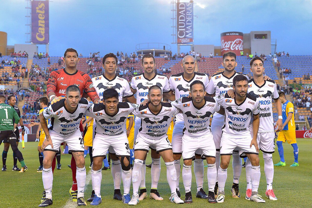 Murciélagos se mide ante Correcaminos en el estadio Centenario Los Mochis