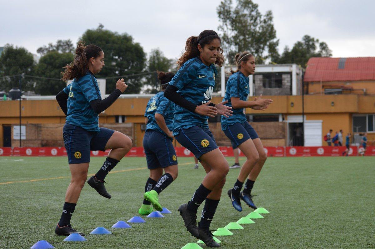 América viaja al puerto jarocho para enfrentar a Veracruz en la Liga Mx Femenil