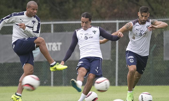 Monterrey y Necaxa chocan en la Jornada 8 del Apertura 2017