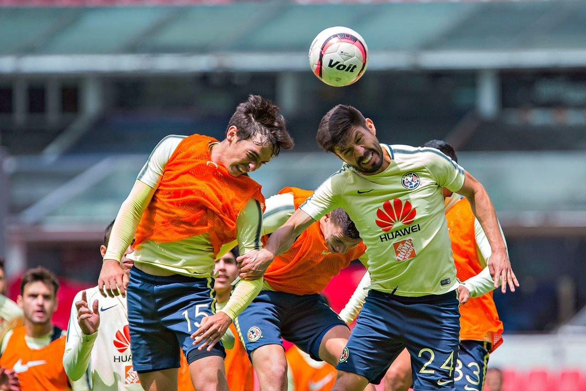 América y Veracruz chocan en el Estadio Azteca