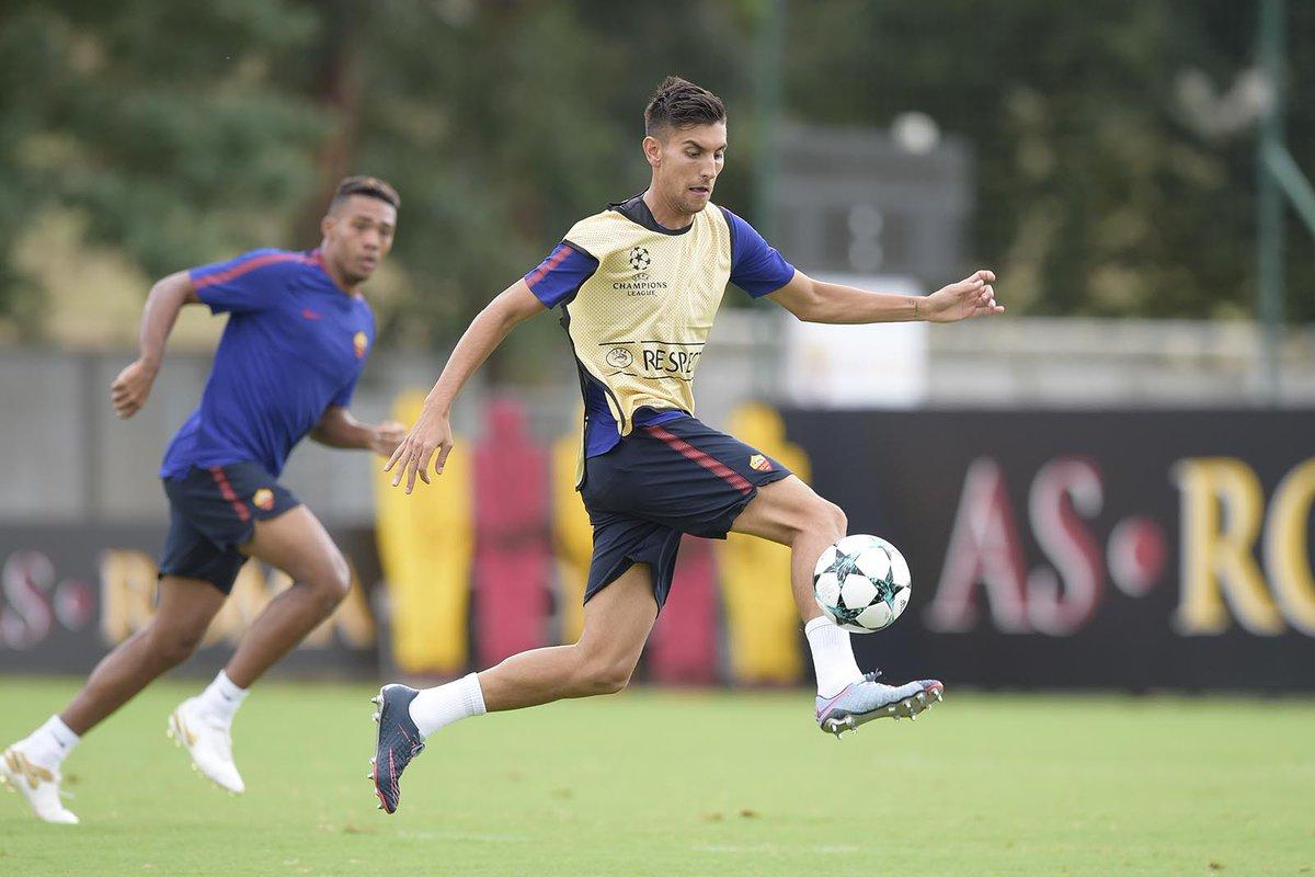 La Roma arranca la Champions League enfrentando al Atlético Madrid