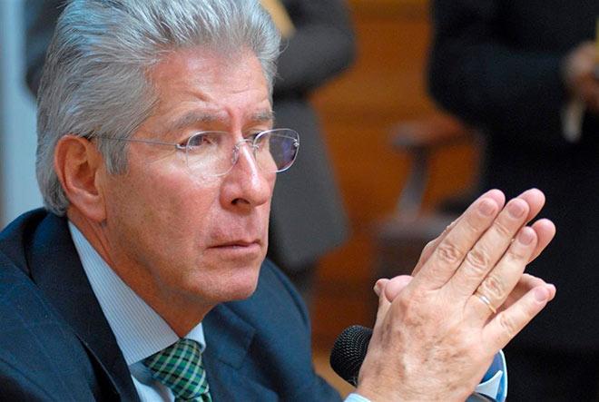 El secretario Ruis Esparza dejó claro que solo renunciará si se comprueba que el socavón estuvo directamente relacionado con él.