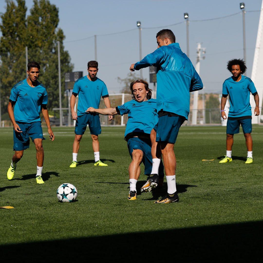 Los Merengues inician la defensa de su bicampeonato en la Champions League
