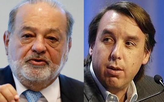 Televisa se ve amenazado por Slim en cuanto a su posible participación en la televisión de paga.