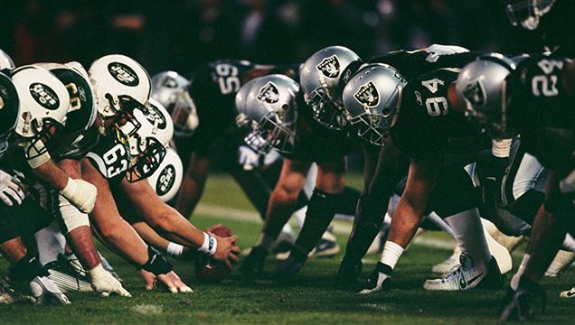 Jets visita a los Raiders en la segunda fecha de la NFL