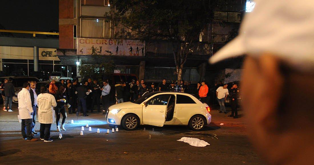 En la Ciudad de México balearon a un menor de siete años el jueves 14 de septiembre.