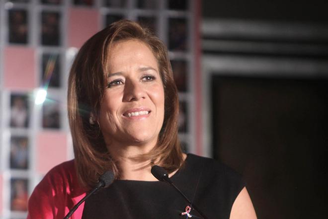 El PAN es la casa, la escuela y la oficina de Margarita Zavala desde sus 17 años, que inició como militante del partido.