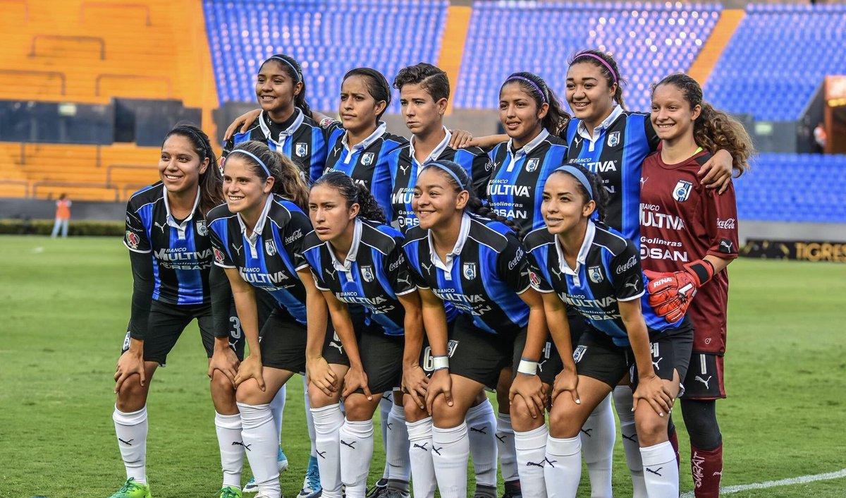 Querétaro y Necaxa chocan en la Jornada 9 de la liga femenil