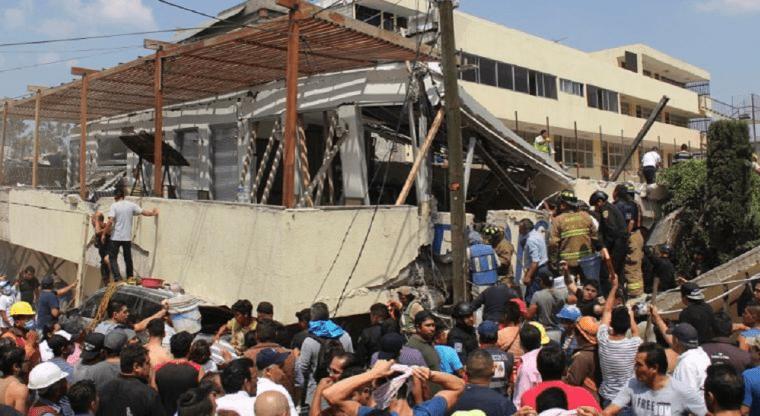 5 mil 92 escuelas presentan daños por los sismos del mes de septiembre