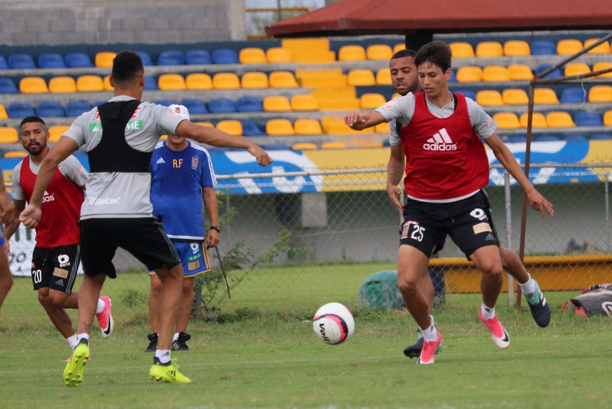 Xolos y Tigres se enfrentan en el estadio Caliente