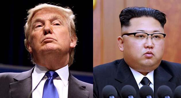 Guerra de amenazas entre Donald Trump y Kim Jong Un se hace cada vez más fuerte.