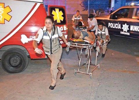 Apenas la noche del martes 26 de septiembre, 14 personas fueron asesinadas en un centro de rehabilitación en Chihuahua.