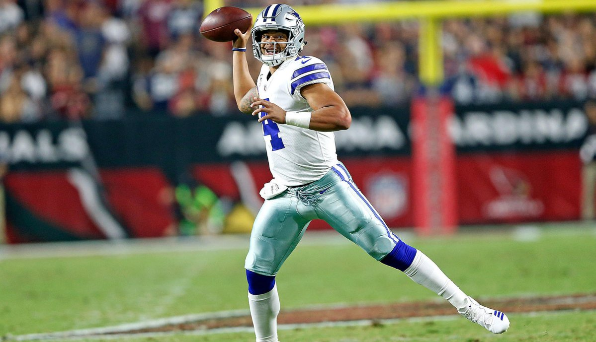 Cowboys y Rams chocan en la semana 4 de la NFL
