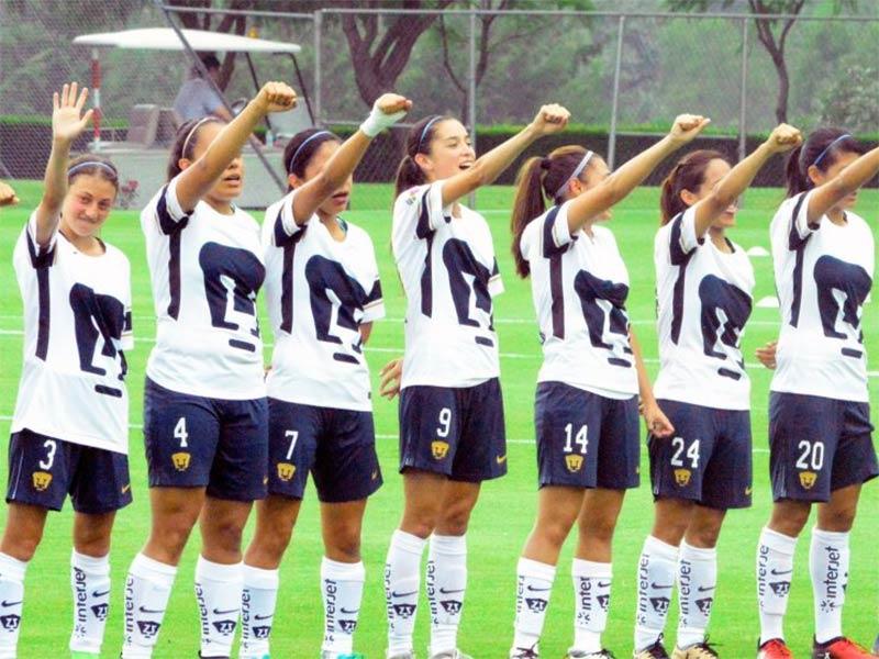 Pumas visita a Veracruz en la décima jornada de la Liga Mx Femenil