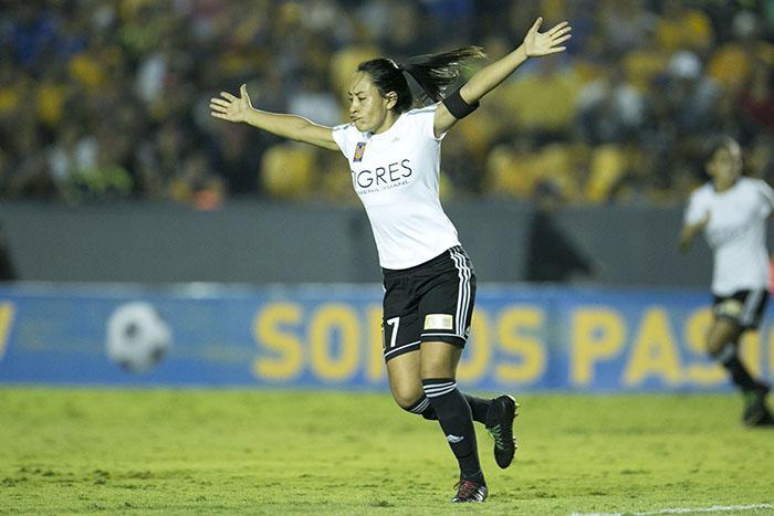 Tigres es líder del Grupo 2 de la Liga Mx Femenil