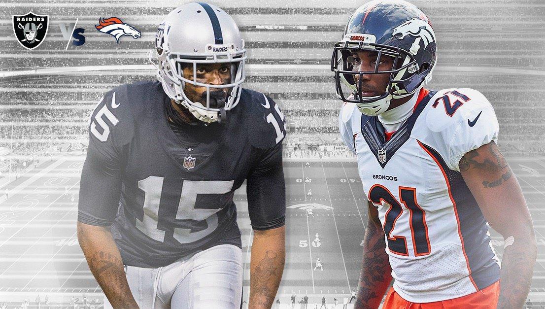 Raiders y Broncos buscan su tercera victoria de la temporada